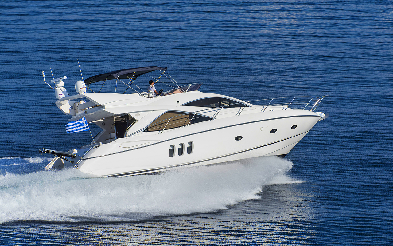 Sunseeker 52 ft.