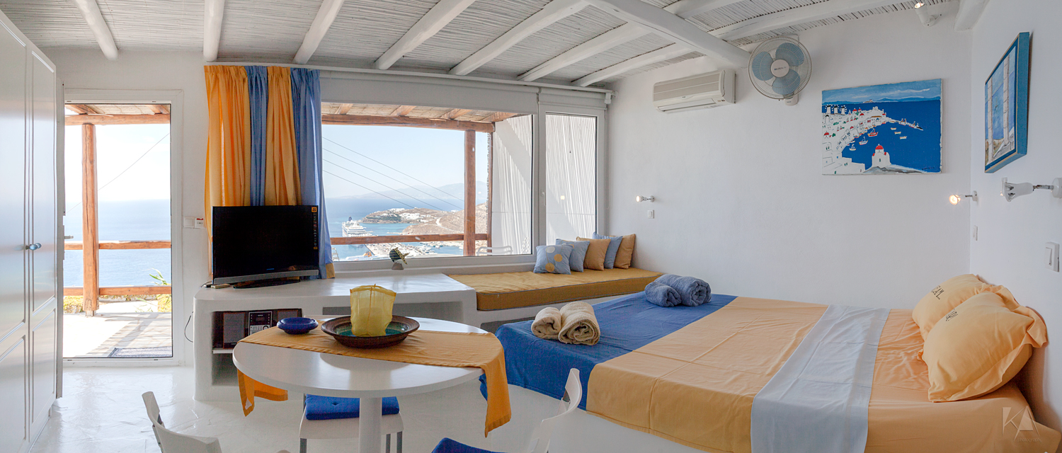Silver Dust Suite Mykonos