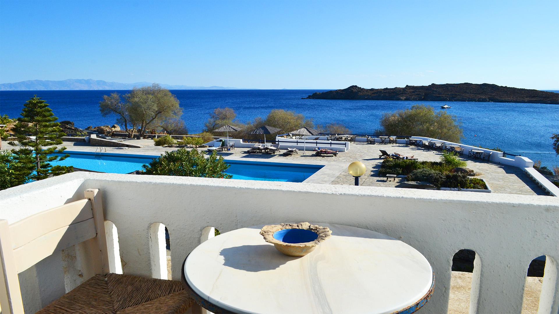 White & Blue Villa Mykonos